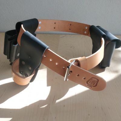 Kit: belt, pouch, nail bag, hammer holder $175