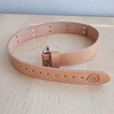 Belt (regular $48, XL $51)