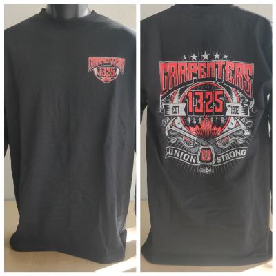 Long Sleeve T-shirt, (S, M, L, XL, 2XL, 3XL), $22